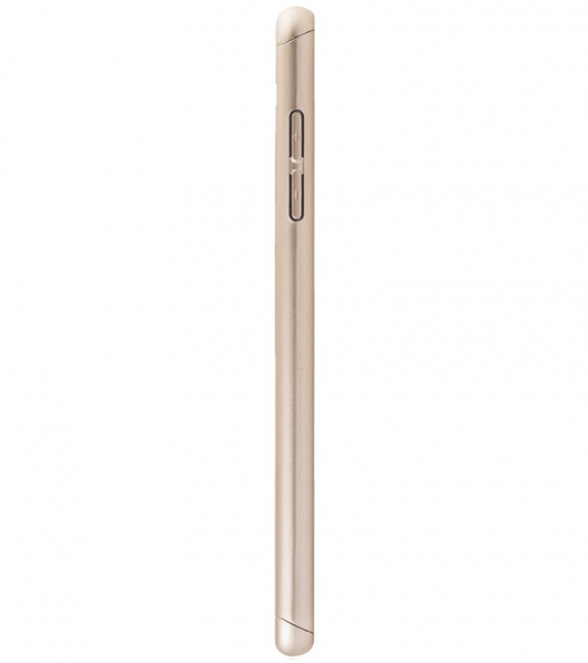 Husa Full Cover 360 + folie sticla Samsung Galaxy A6 (2018), Gold 2