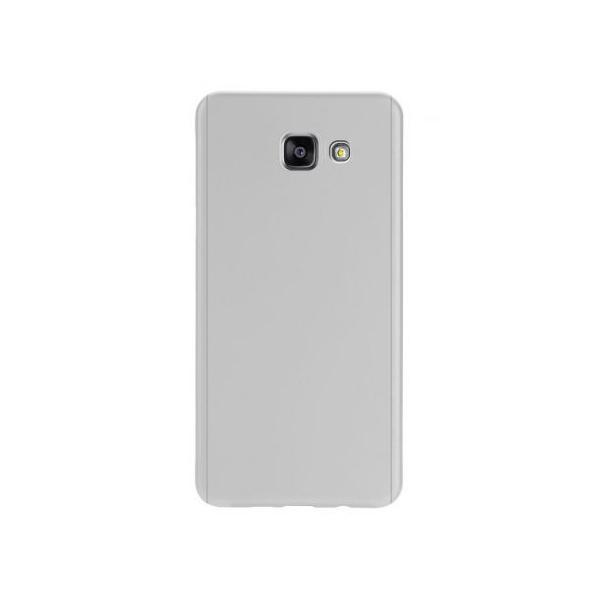 Husa Full Cover 360 + folie sticla Samsung Galaxy J5 Prime, Silver 2