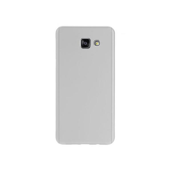Husa Full Cover 360 + folie sticla Samsung Galaxy J7 Prime, Silver 1