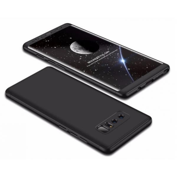Husa Full Cover 360 Samsung Galaxy Note 8, Negru 0