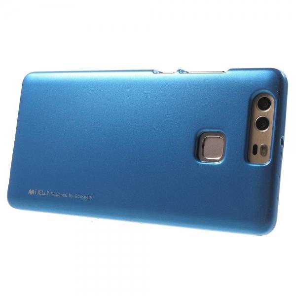 Husa Goospery i-Jelly Huawei P9, Blue 2