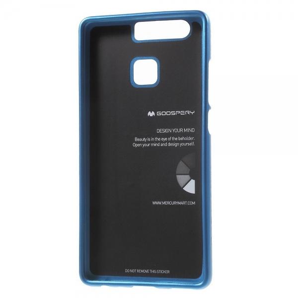 Husa Goospery i-Jelly Huawei P9, Blue 3