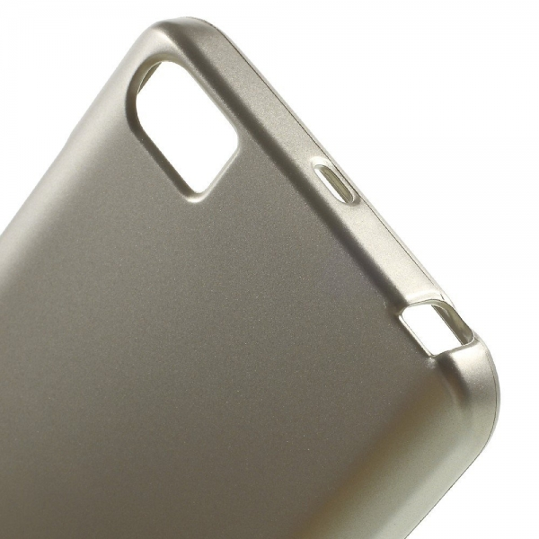 Husa Goospery i-Jelly Xiaomi Mi5, Gold 2