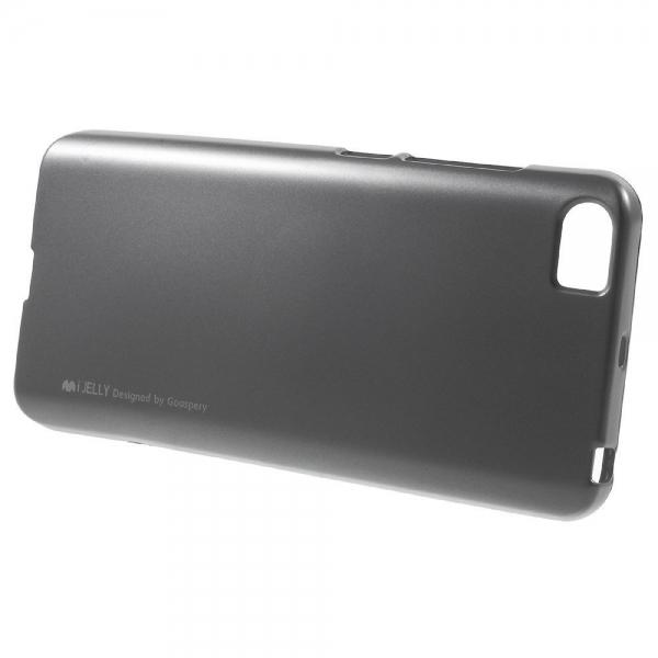 Husa Goospery i-Jelly Xiaomi Mi5, Silver 1