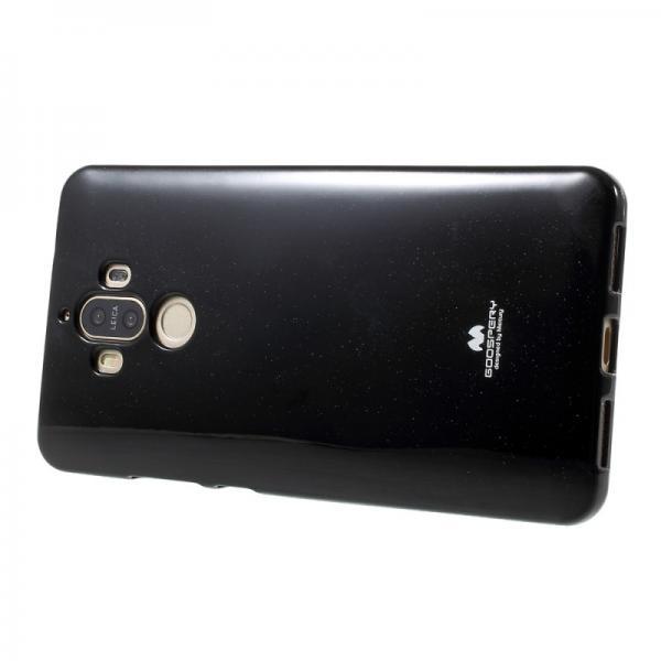 Husa Goospery Jelly Huawei Mate 9, Negru 1