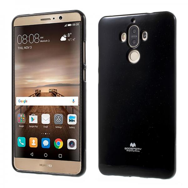 Husa Goospery Jelly Huawei Mate 9, Negru 0