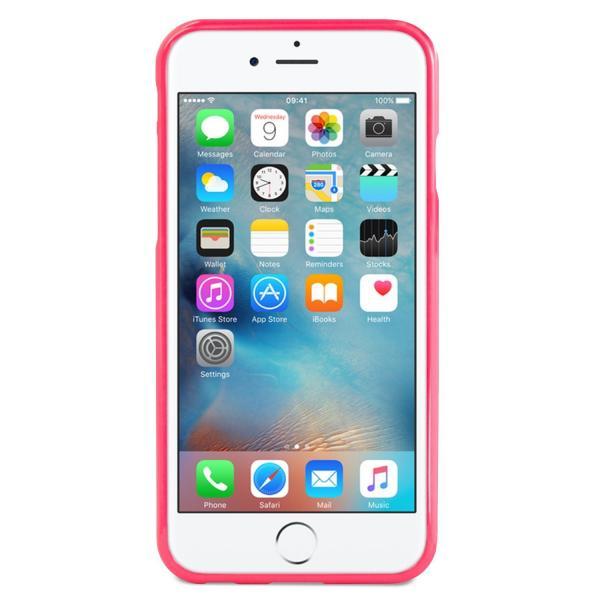 Husa Goospery Jelly iPhone 6 Plus / 6S Plus, Hot Pink 1