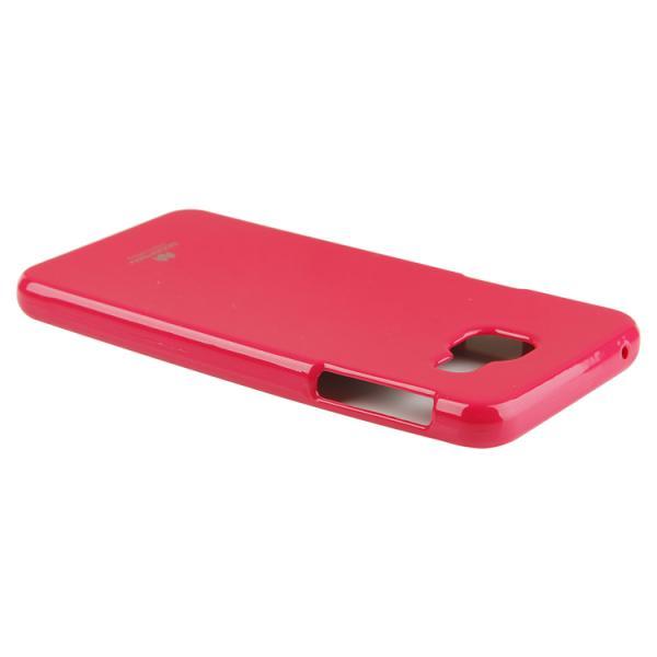 Husa Goospery Jelly Samsung Galaxy A3 (2016), Hot Pink [2]