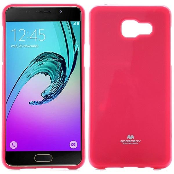 Husa Goospery Jelly Samsung Galaxy A5 (2016), Hot Pink 0