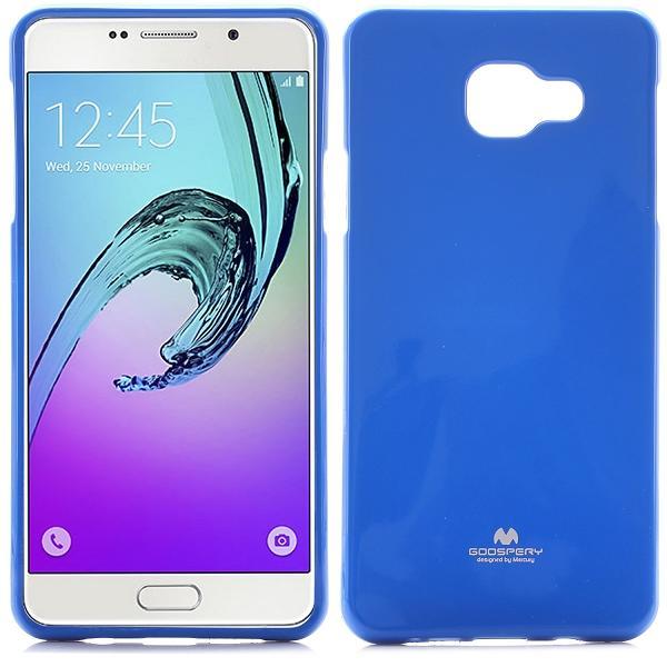 Husa Goospery Jelly Samsung Galaxy A7 (2016), Blue 0