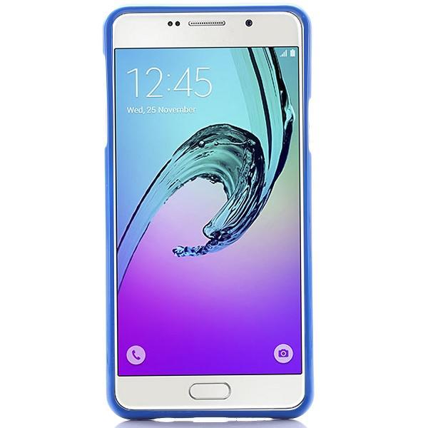 Husa Goospery Jelly Samsung Galaxy A7 (2016), Blue 2
