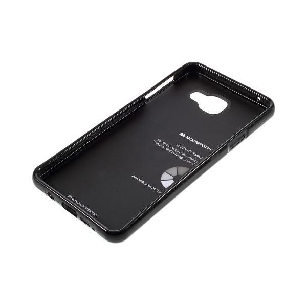 Husa Goospery Jelly Samsung Galaxy A7 (2016), Negru 2