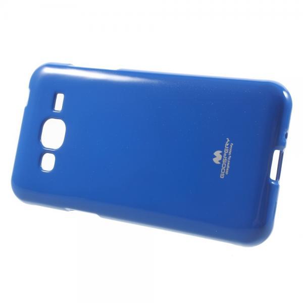 Husa Goospery Jelly Samsung Galaxy J3 (2016), Blue 1