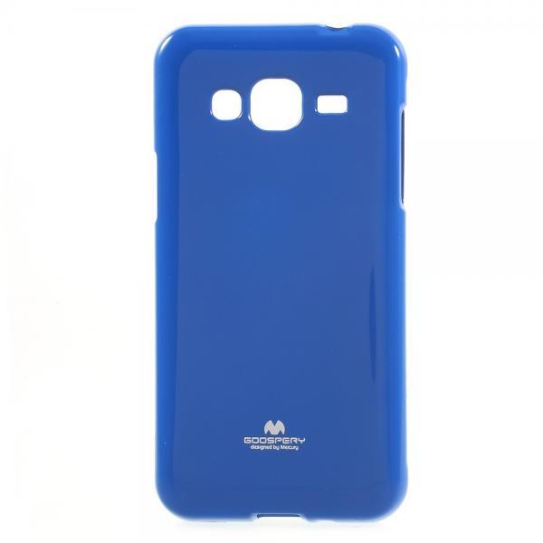 Husa Goospery Jelly Samsung Galaxy J3 (2016), Blue 0