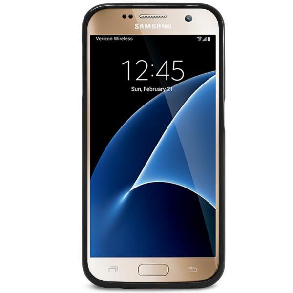 Husa Goospery Jelly Samsung Galaxy S7, Negru 2
