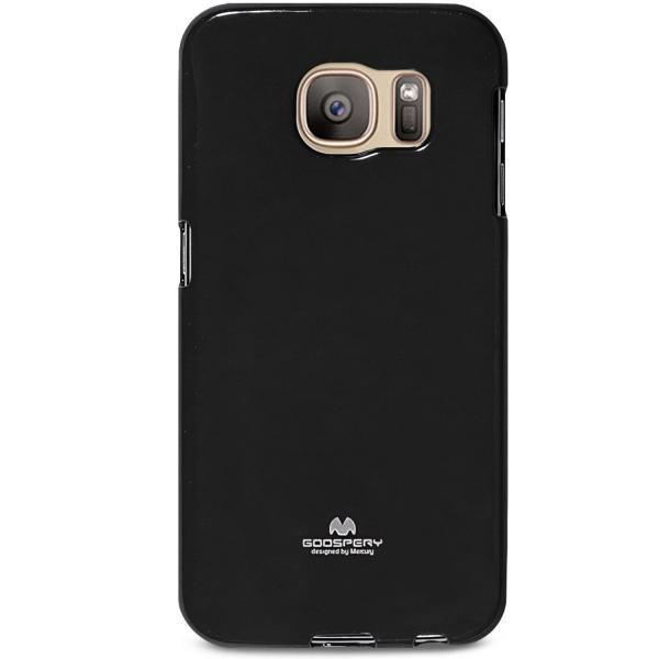 Husa Goospery Jelly Samsung Galaxy S7, Negru 0