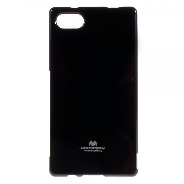 Husa Goospery Jelly Sony Xperia Z5 Compact, Negru 1
