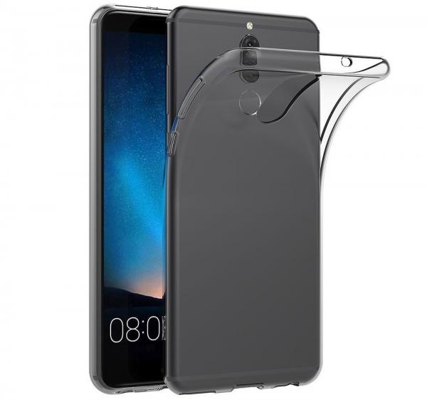 Husa Huawei Mate 10 Lite TPU Slim, Transparent 0
