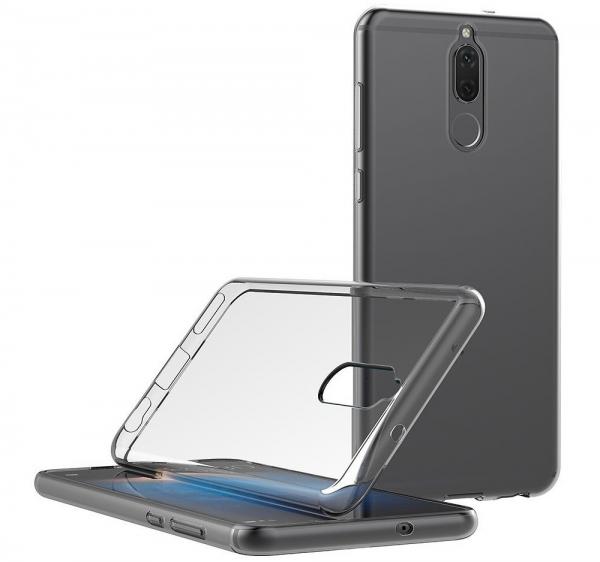 Husa Huawei Mate 10 Lite TPU Slim, Transparent 3