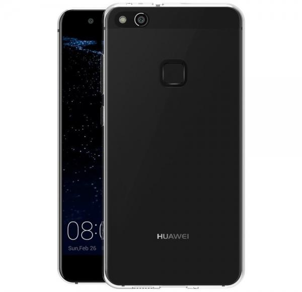 Husa Huawei P10 Lite TPU Slim, Transparent 1