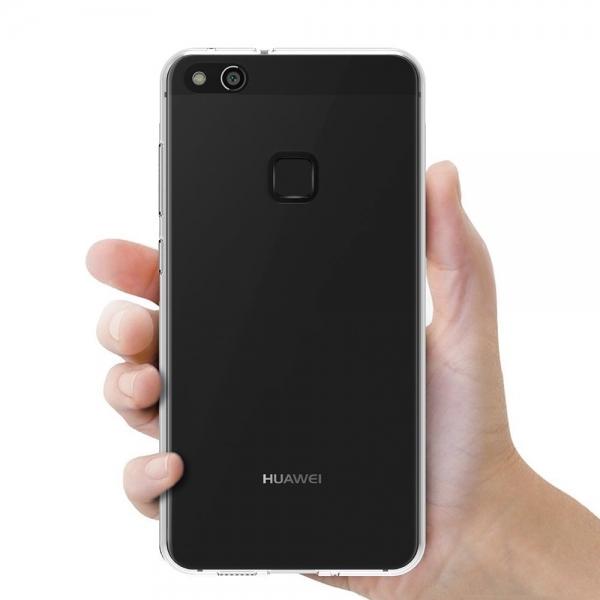 Husa Huawei P10 Lite TPU Slim, Transparent 3