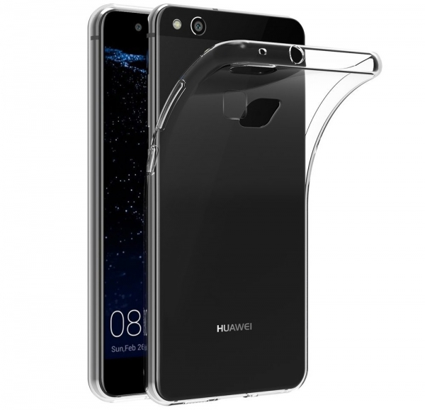 Husa Huawei P10 Lite TPU Slim, Transparent 0