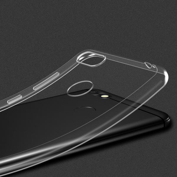 Husa Huawei P9 Lite Mini 2017 TPU Slim, Transparent 1