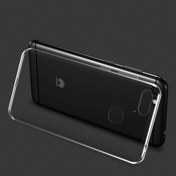 Husa Huawei P9 Lite Mini 2017 TPU Slim, Transparent 2