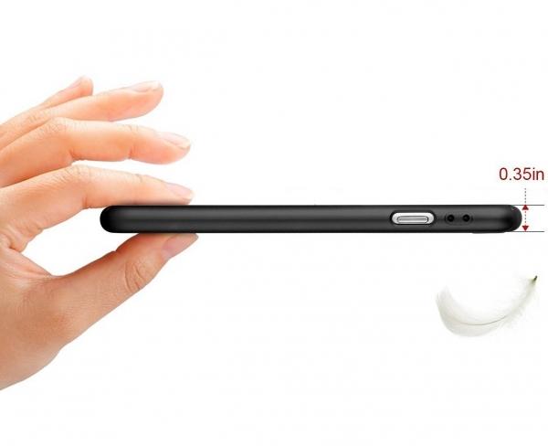 Husa iPaky 360 + folie sticla iPhone 7, Black [2]