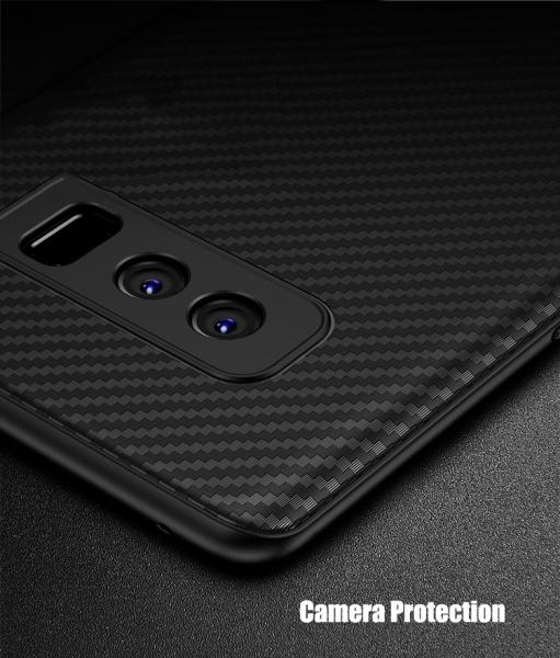 Husa iPaky Carbon Fiber Samsung Galaxy Note 8, Negru 2