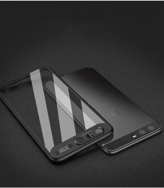 Husa iPaky Slim Huawei P10 Plus, Negru 1