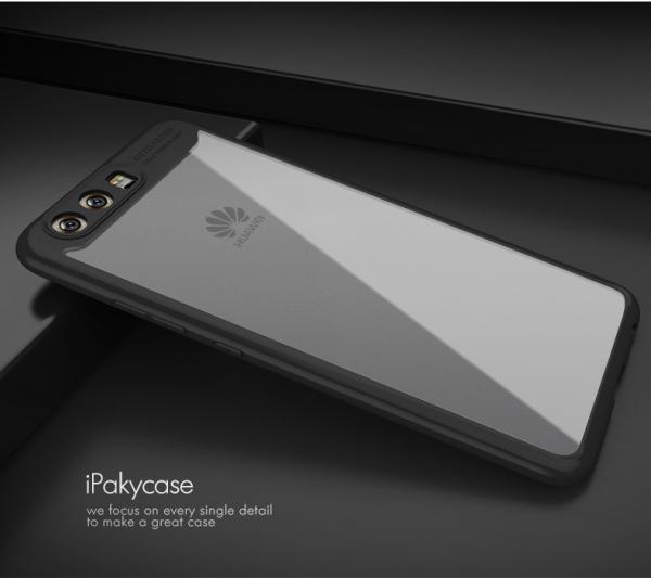 Husa iPaky Slim Huawei P10 Plus, Negru 2