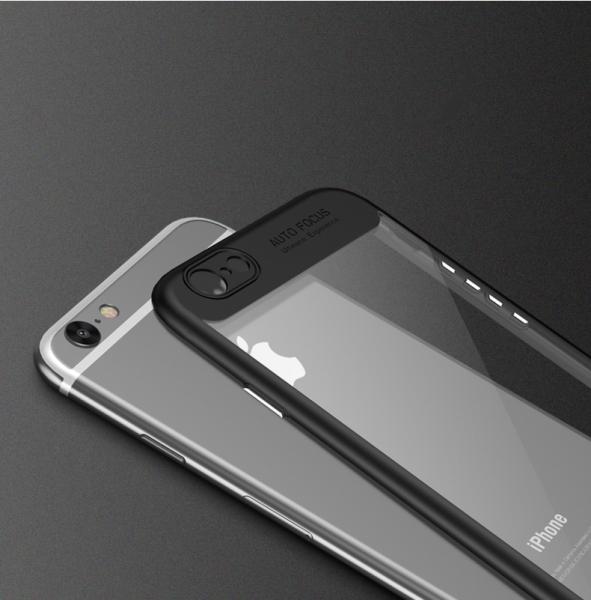 Husa iPaky Slim iPhone 6 / 6S, Negru 1