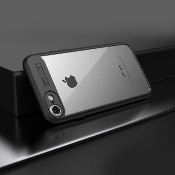Husa iPaky Slim iPhone 7, Negru [1]