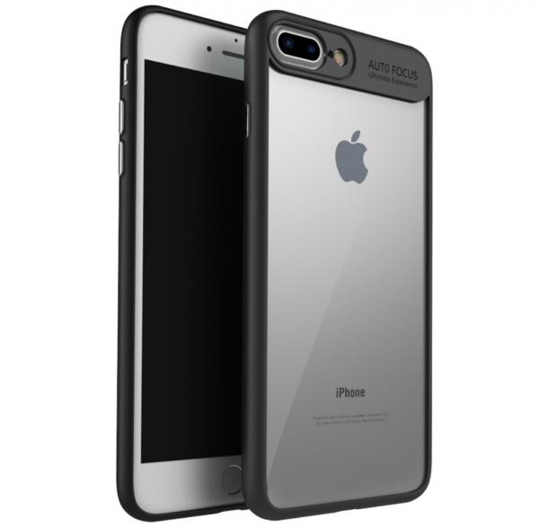 Husa iPaky Slim iPhone 7 Plus, Negru 0