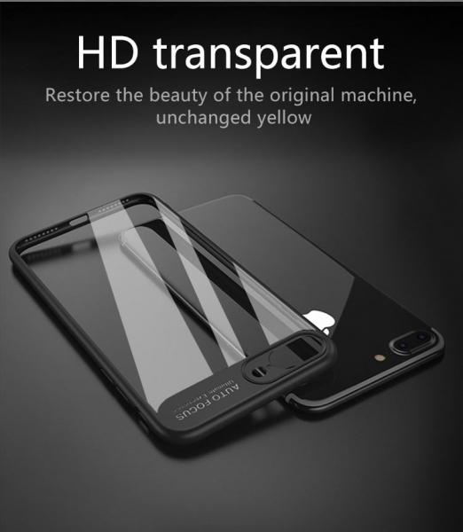 Husa iPaky Slim iPhone 7 Plus, Negru 1