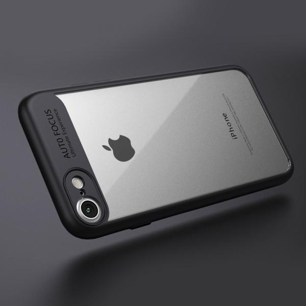Husa iPaky Slim iPhone 8, Negru 1