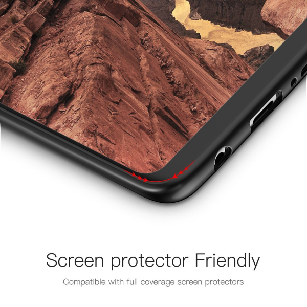 Husa iPaky Slim pentru Samsung Galaxy S9, Negru 3