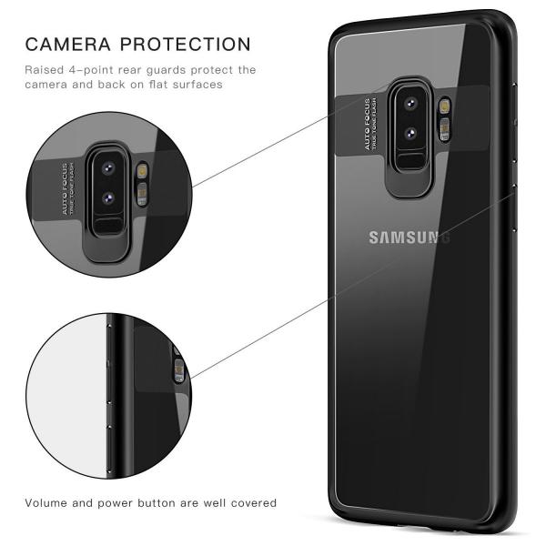 Husa iPaky Slim pentru Samsung Galaxy S9 Plus, Negru 1