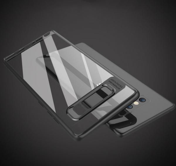 Husa iPaky Slim Samsung Galaxy Note 8, Negru [2]