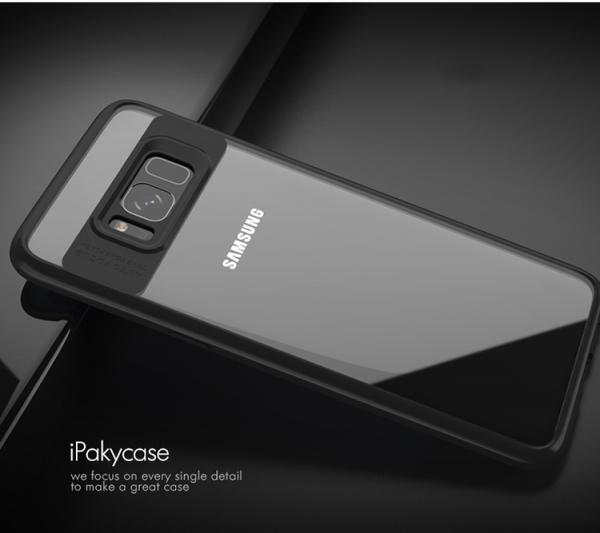 Husa iPaky Slim Samsung Galaxy S8 Plus, Negru [1]