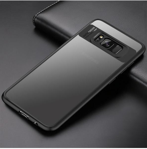 Husa iPaky Slim Samsung Galaxy S8 Plus, Negru [2]