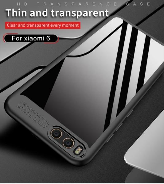 Husa iPaky Slim Xiaomi Mi 6, Negru 1