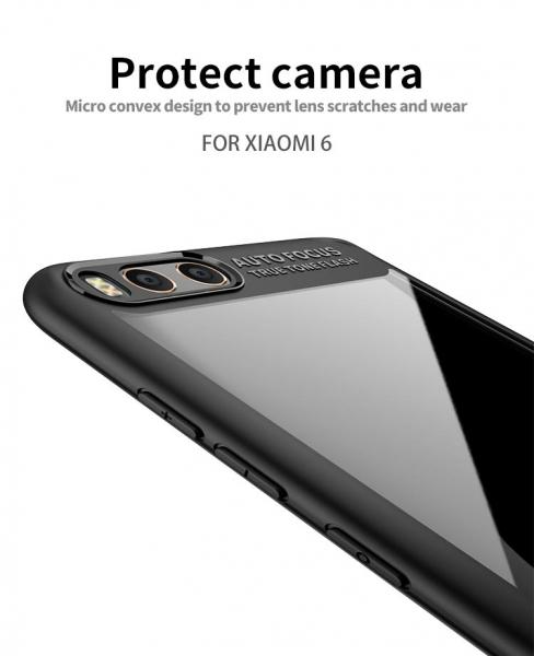 Husa iPaky Slim Xiaomi Mi 6, Negru 2