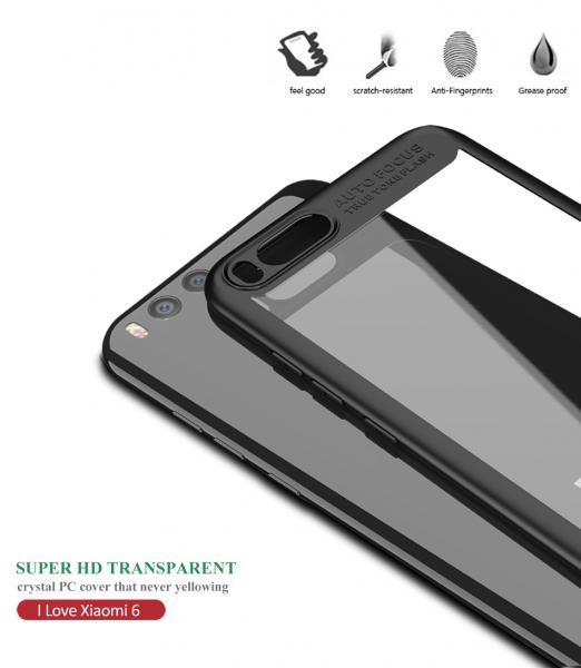 Husa iPaky Slim Xiaomi Mi 6, Negru 3