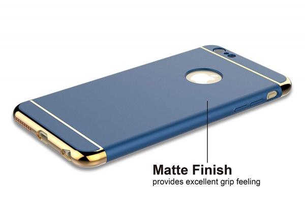 Husa iPhone 6 / 6S Joyroom LingPai Series, Albastru 1