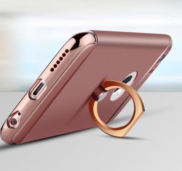Husa iPhone 6 Plus / 6S Plus Joyroom LingPai Ring, Rose Gold 1