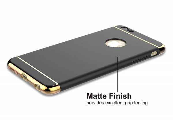 Husa iPhone 6 Plus / 6S Plus Joyroom LingPai Series, Black [1]