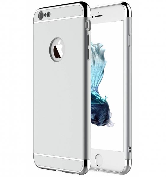 Husa iPhone 6 Plus / 6S Plus Joyroom LingPai Series, Silver 0