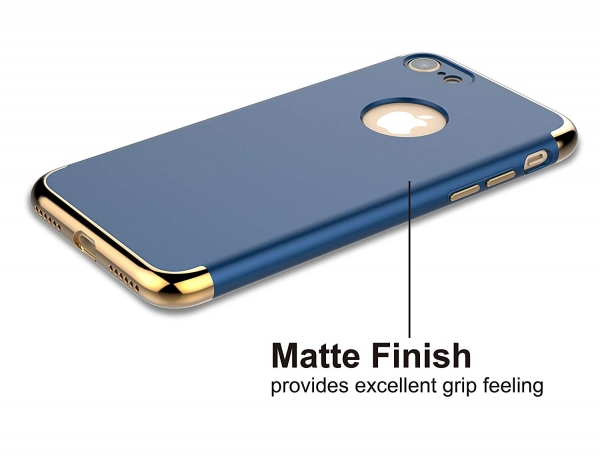 Husa iPhone 7 Joyroom LingPai Series, Albastru [1]